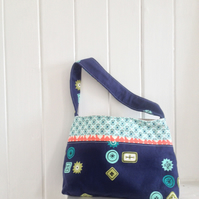 Child's soft shoulder bag