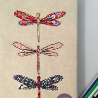 Liberty Of London Fabric covered notebook A5 ruled