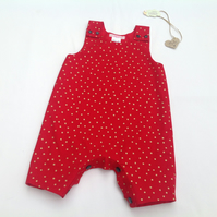 Baby harem style dungarees