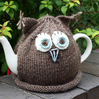 Brown Owl Tea Cosy, Teacosy