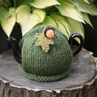 One Cup Acorn Tea Cosy