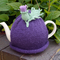 Thistle Tea Cosy, Teapot Cozy