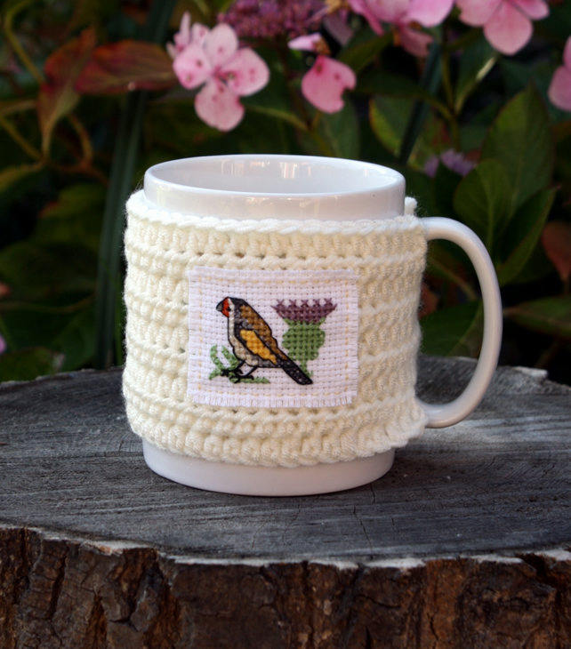 Goldfinch Mug Cosy