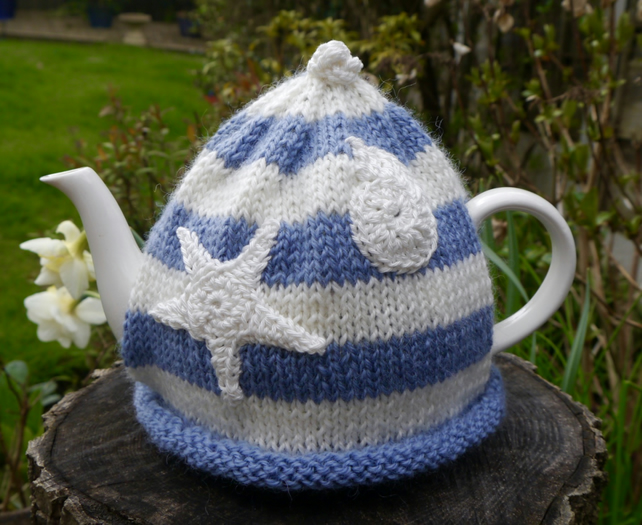 Shell Tea Cosy