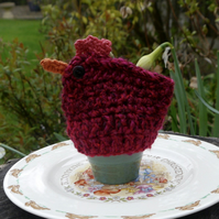 Egg Cosy Red Chicken
