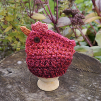Chicken Egg Cosy Red