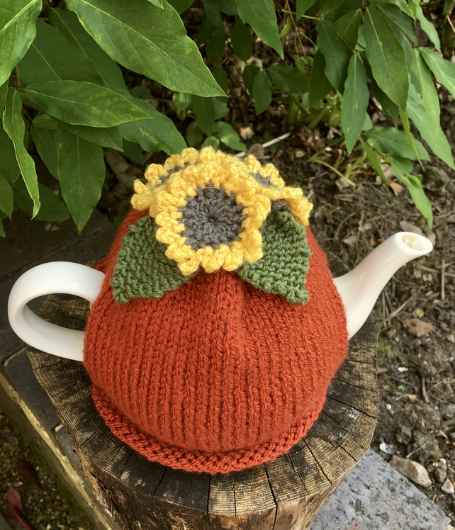 Summer Flower Tea Cosy, FREE UK POSTAGE