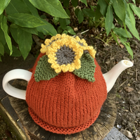 Summer Flower Tea Cosy