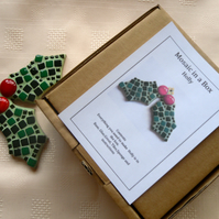 Holly Mosaic Kit