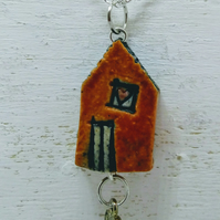 'wonky house' necklace1