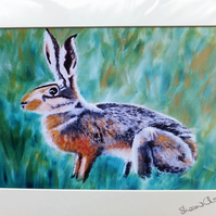 March Hare Print