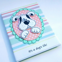 Dog Magnet - Dog Lover Gift - Fridge Magnet - Dog Owner Gift - Bull Terrier