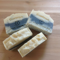 Artisan Range -  'Seascape' -  Natural Handmade Soap 130g