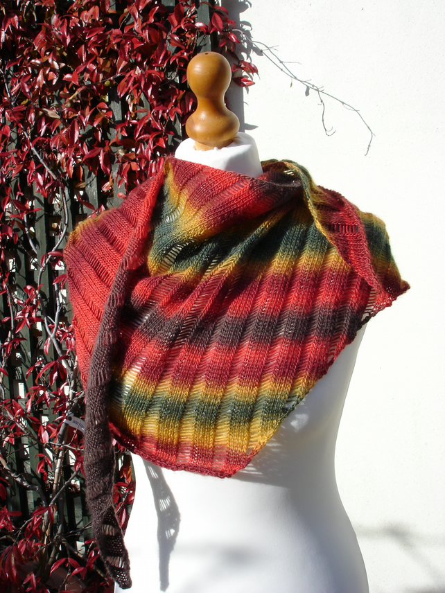 A Scarf for Autumn