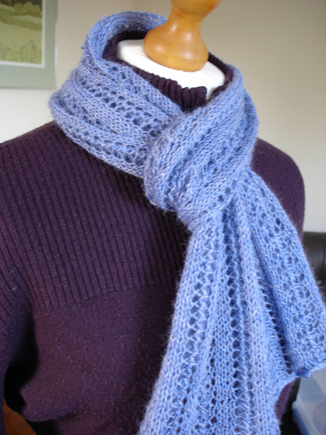 Super Soft Alpaca Scarf
