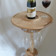 THE BESPOKE , FLAT PACK WINE TABLE.