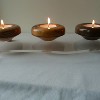 TEA  LIGHT TRIO