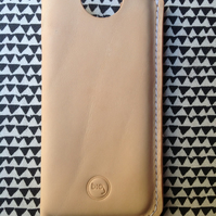 Hand Stitched Leather Iphone 6 Case