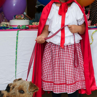 Little Red Riding Hood - fairy tale dressing up fancy dress