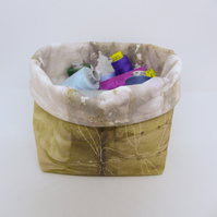 Fabric basket kit
