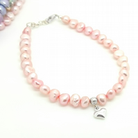 Sweetheart - children's charm bracelet