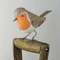 Fabric Bird, ROBSON the ROBIN - Made to Order