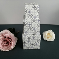 Set of 3 Gift Boxes