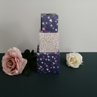 Set of 3 Double Sided Gift Boxes