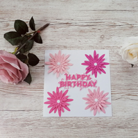 Luxury Birthday Card