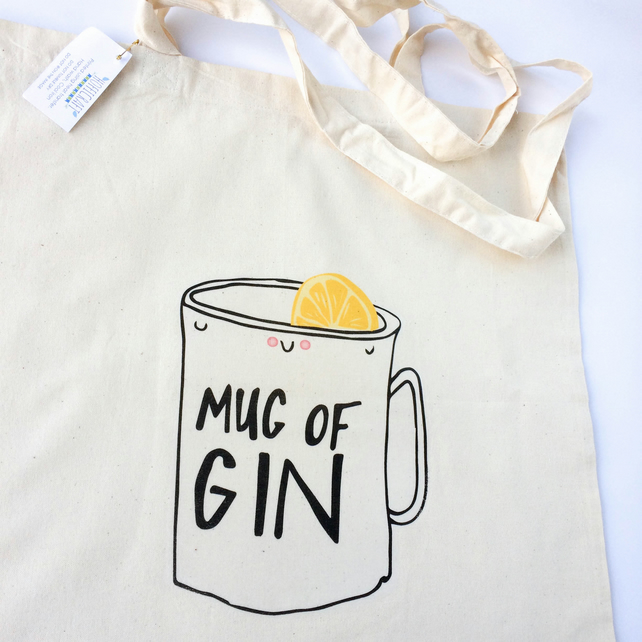 Mug of Gin Bag