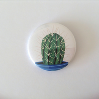 Cactus Pocket Mirror