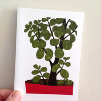 Money Tree Card
