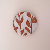 Terracotta Ceramic Magnet - No 1