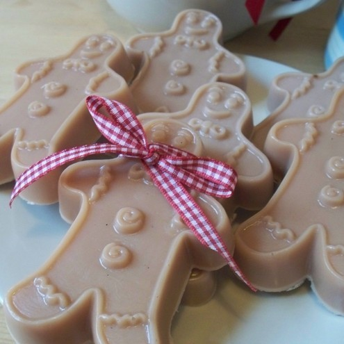 GingerBread Man soaps