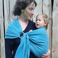 100% pure wool ring sling baby carrier