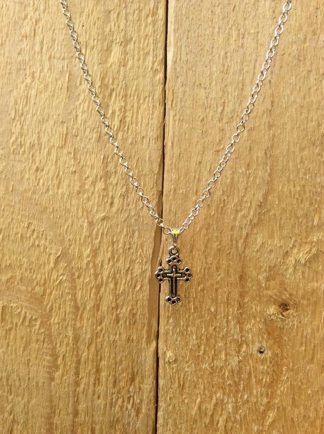 Simple Cross Necklace FREE POST