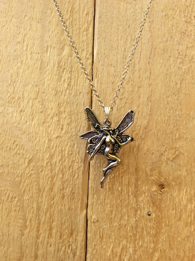 Fairy Charm 1 Necklace  FREE POST