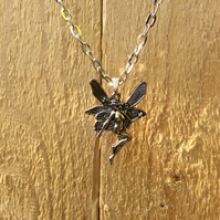 Fairy Charm 2 Necklace  FREE POST