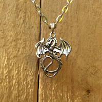 Dragon Necklace 1 FREE POST