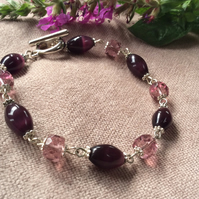 Auberge Beaded Bracelet FREE POST