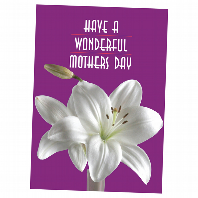 3 - MOTHERS DAY CARD