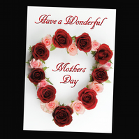 8- MOTHERS DAY CARD