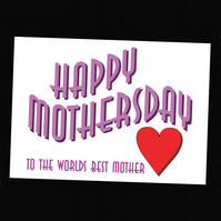 27 - MOTHERS DAY CARD