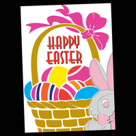 3 - EASTER GREETINGS CARD