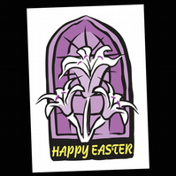 7 - EASTER GREETINGS CARD