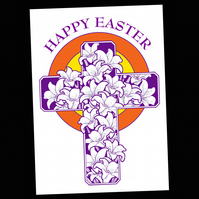 10 - EASTER GREETINGS CARD
