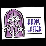 15 - EASTER GREETINGS CARD