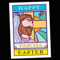 9 - EASTER GREETINGS CARD