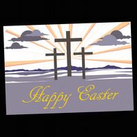 13 - EASTER GREETINGS CARD