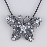 A BUTTERFLY PENDANT